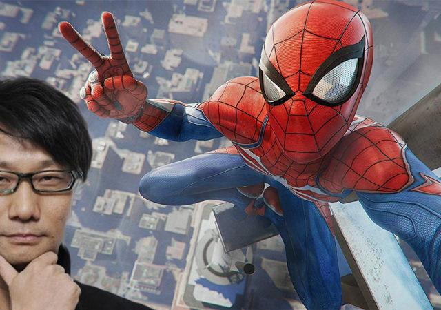 Perchè Spider-Man è così amato in Giappone? Ce lo spiega Kojima