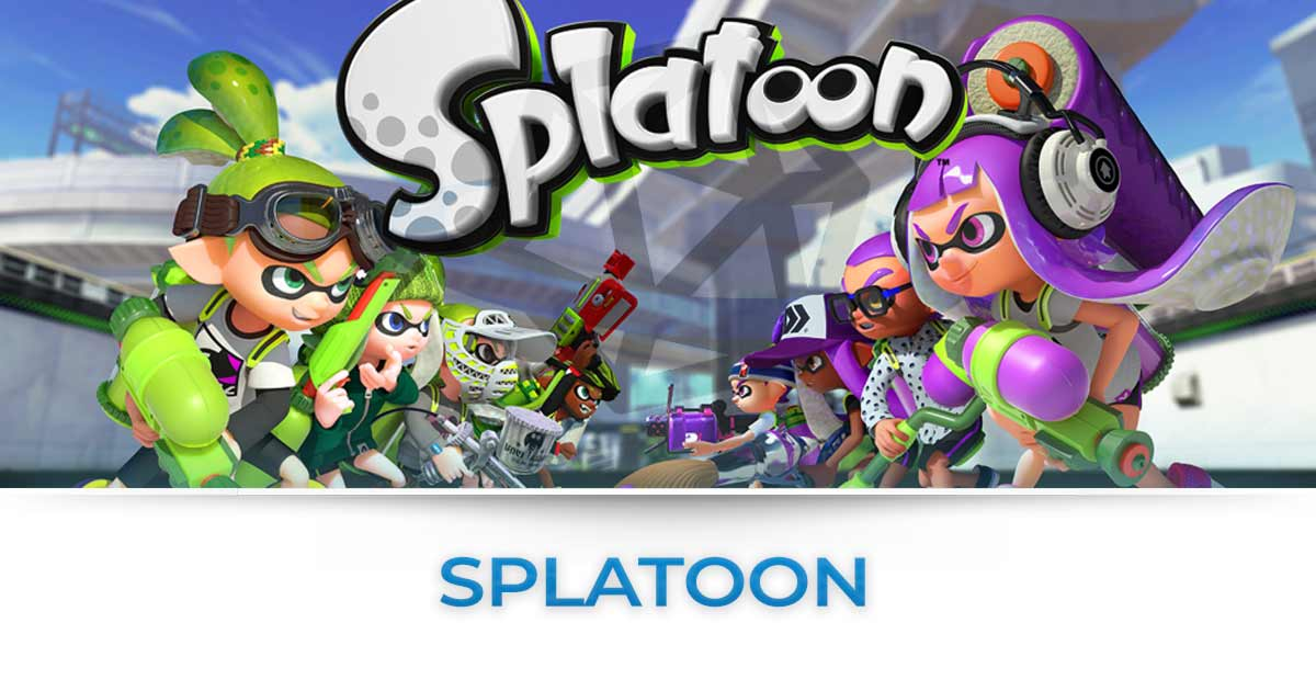 splatoon tutte le news
