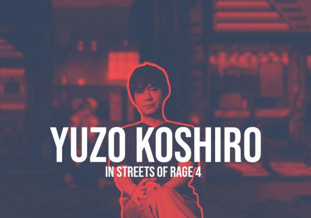 yuzo koshiro streets of rage 4