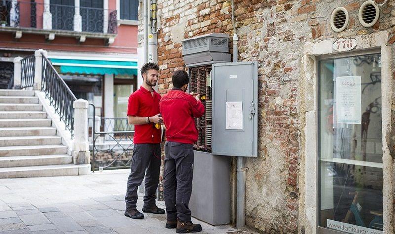 tecnici telecom italia
