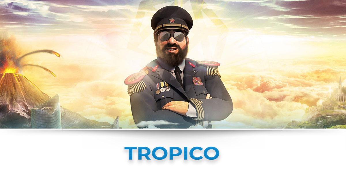 Tropico tutte le news su tutti i capitoli