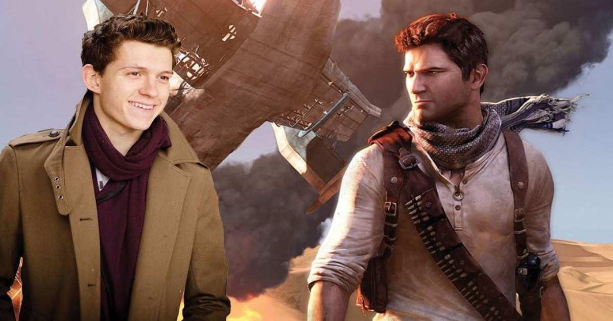 il film di uncharted non sarà ispirato ai videogame