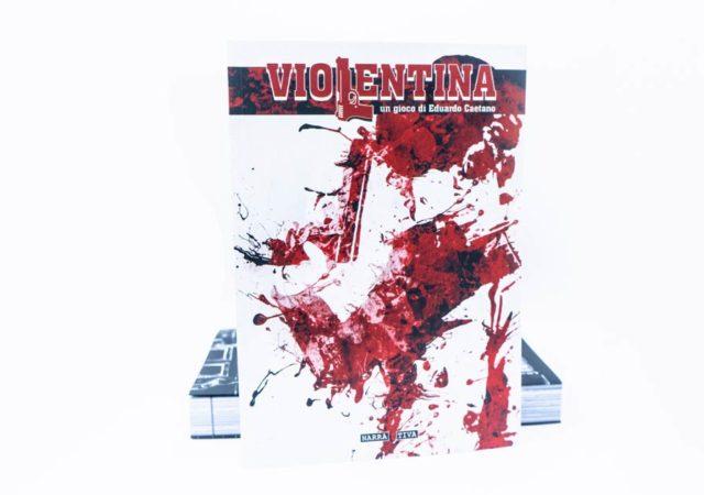Recensione di Violentina, un gioco di ruolo firmato Narrattiva