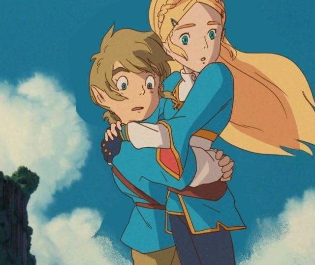 in arrivo un film su Zelda fatto dallo studio ghibli