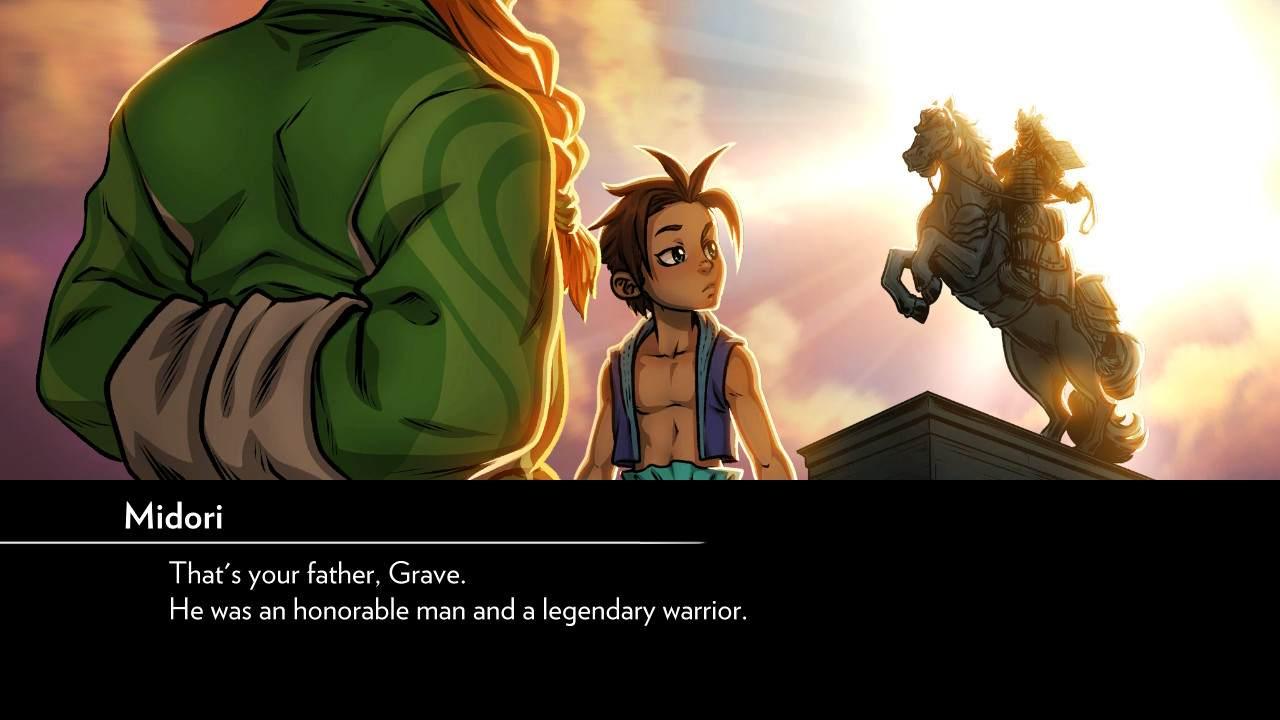 Fantasy Strike storia dei personaggi