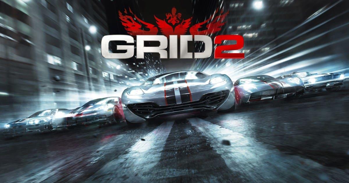 GRID copertina