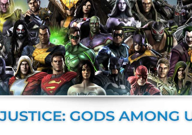 Injustice: Gods Among Us tutte le news