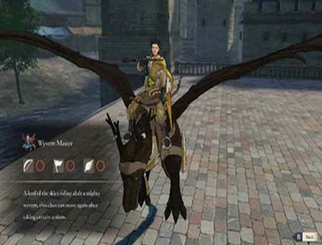 Fire Emblem Wyvern Master