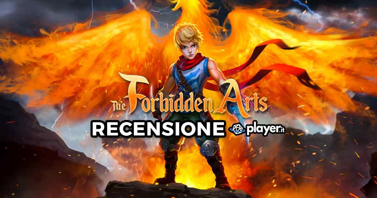 The-Forbidden-Arts-Recensione