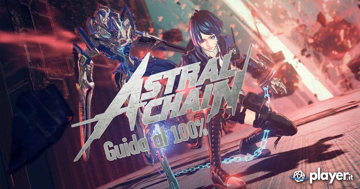 Astral Chain: Dove trovare gatti, oggetti, foto, casi blu, casi rossi, bagni, negozio segreto e come sbloccare il File 12