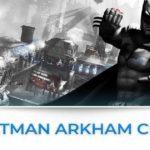 batman arkham city tutte le news