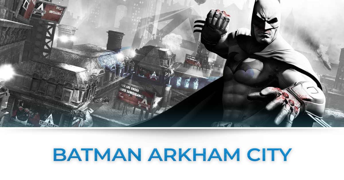 batman arkham city tutte le news