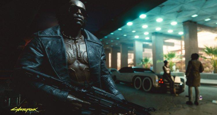 Nuovo screenshot ufficiale cyberpunk 2077