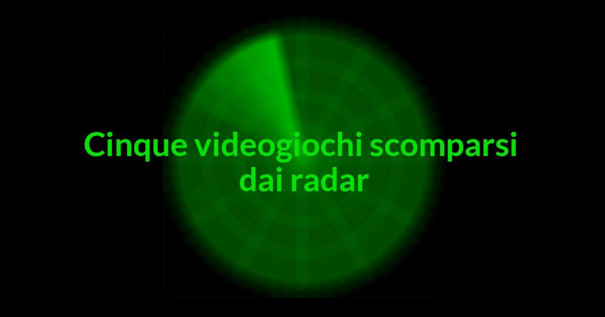 vaporware videogames