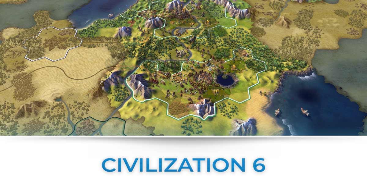 civilization 6 TUTTE LE NEWS