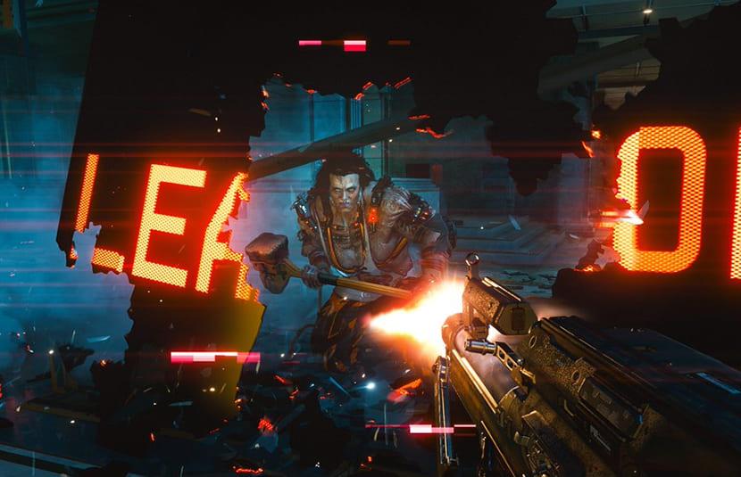 combat system in cyberpunk