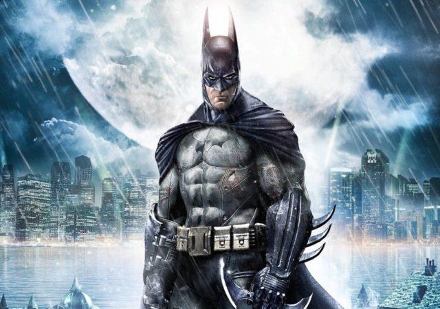 copertina batman