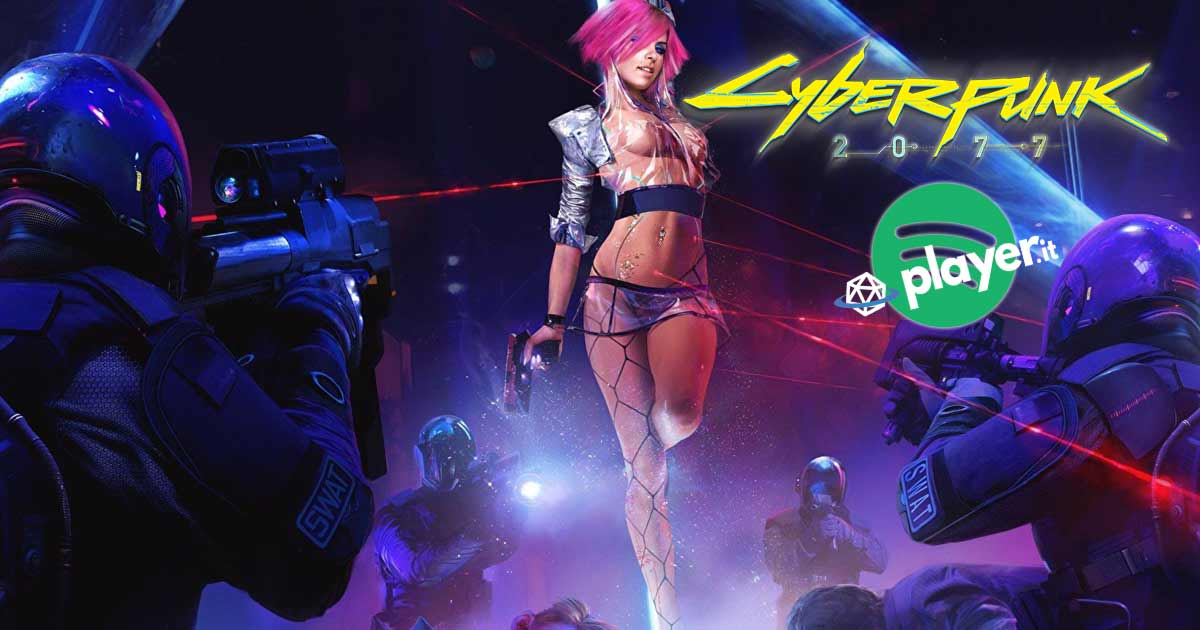 cyberpunk 2077 playlist ufficiale spotify