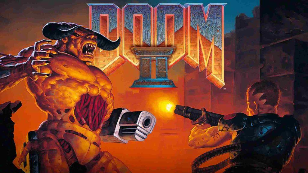 Doom 2 title