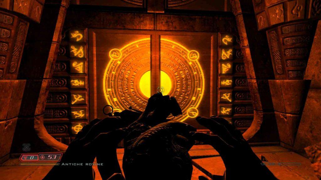 Doom 3 resurrection of evil ps4