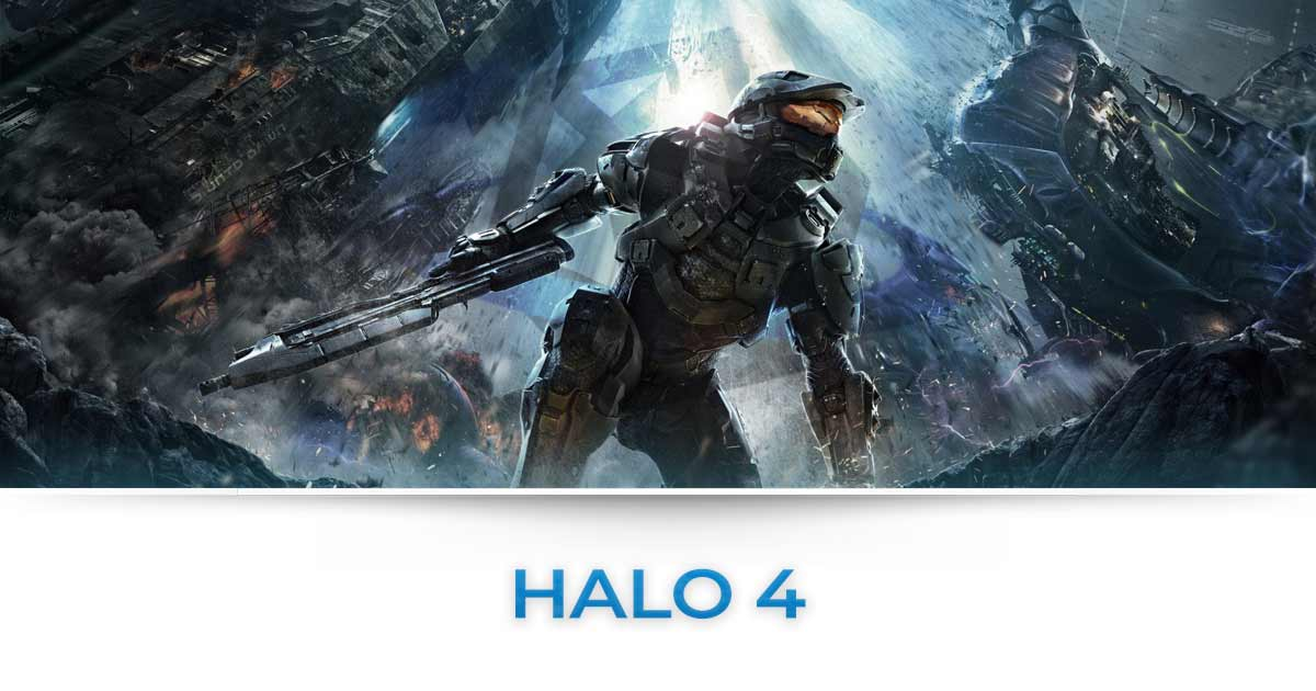 Tutte le news su Halo 4