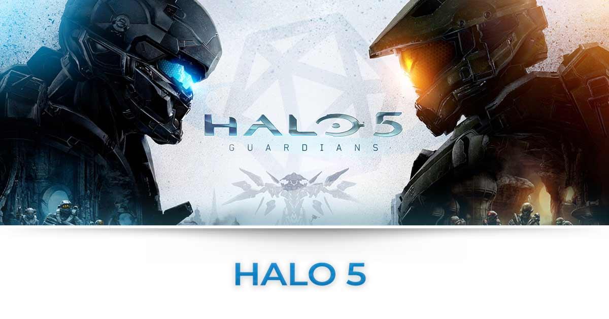 Halo 5 - tutte le news