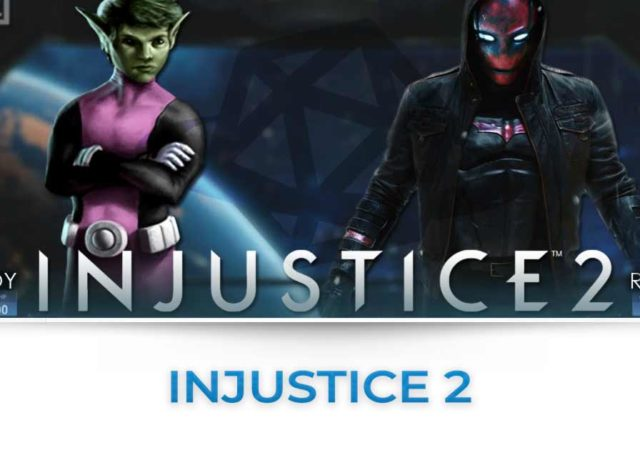 injustice 2 tutte le news