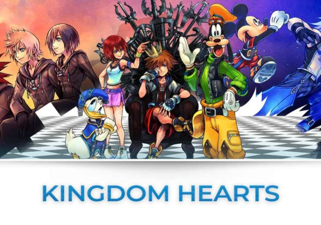 kingdom hearts tutte le news