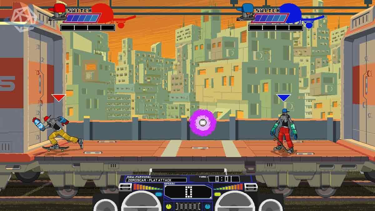 lethal league gameplay giochi simili a smash