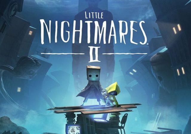 little nightmares cop