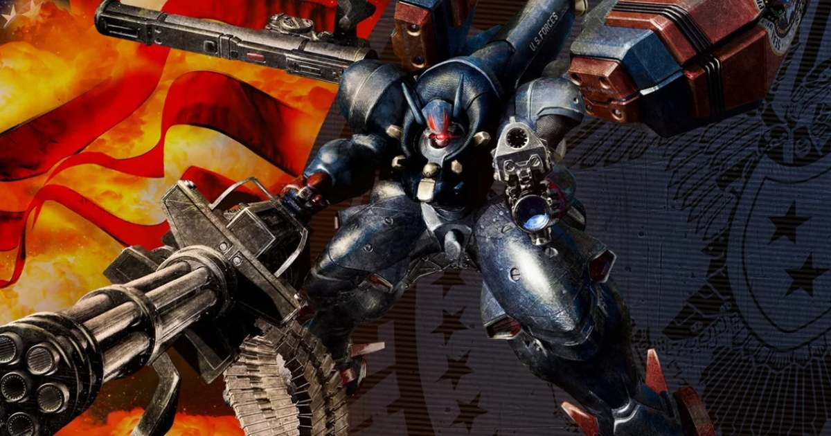 metal wolf chaos xd cover image