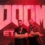 anteprima doom eternal alla gamescom 2019