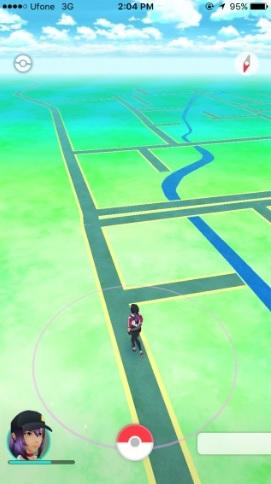 pokemon go, realtà aumentata