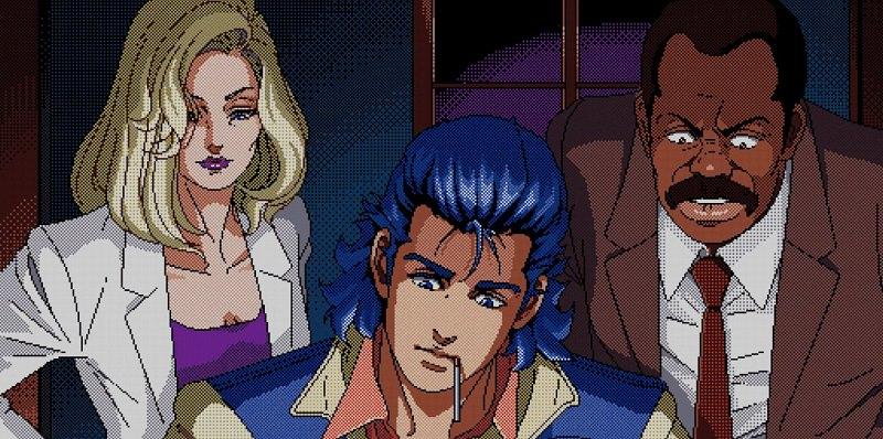 policenauts, gioco del 1994 di Kojima