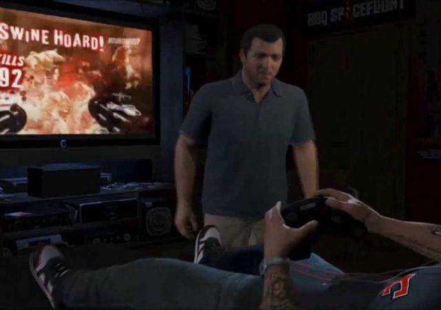 videogiochi violenti da non far vedere a trump