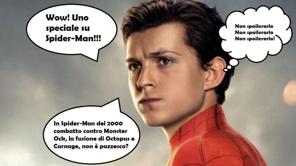 Da Sam Raimi a Tom Holland uno speciale tra cinema e videogiochi su Spiderman