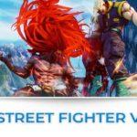 street fighter V tutte le news