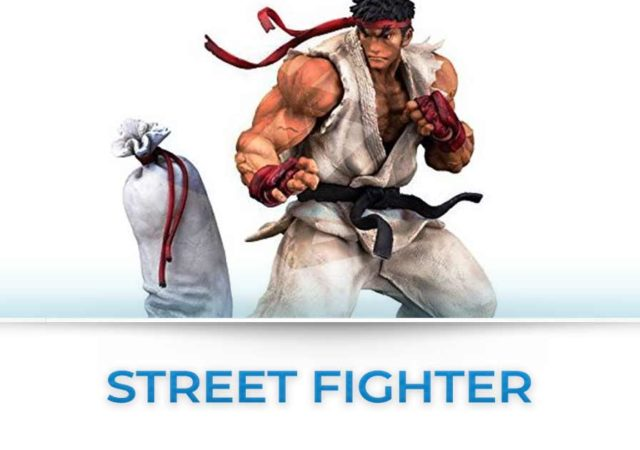 street fighter tutte le news