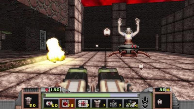 strife, gioco clone di doom