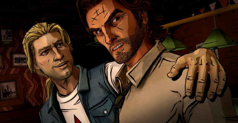 the wolf among us telltale games