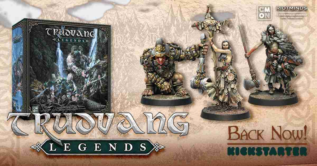 tutte le miniature di trudvang legends