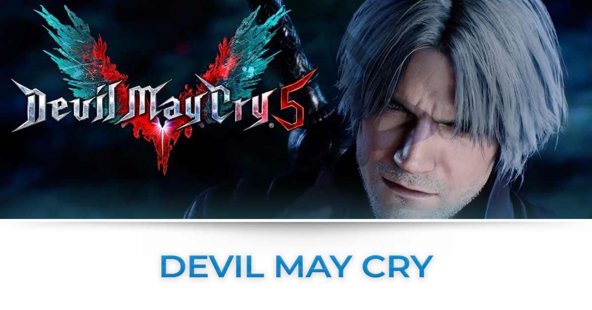 tutte le news su devil may cry