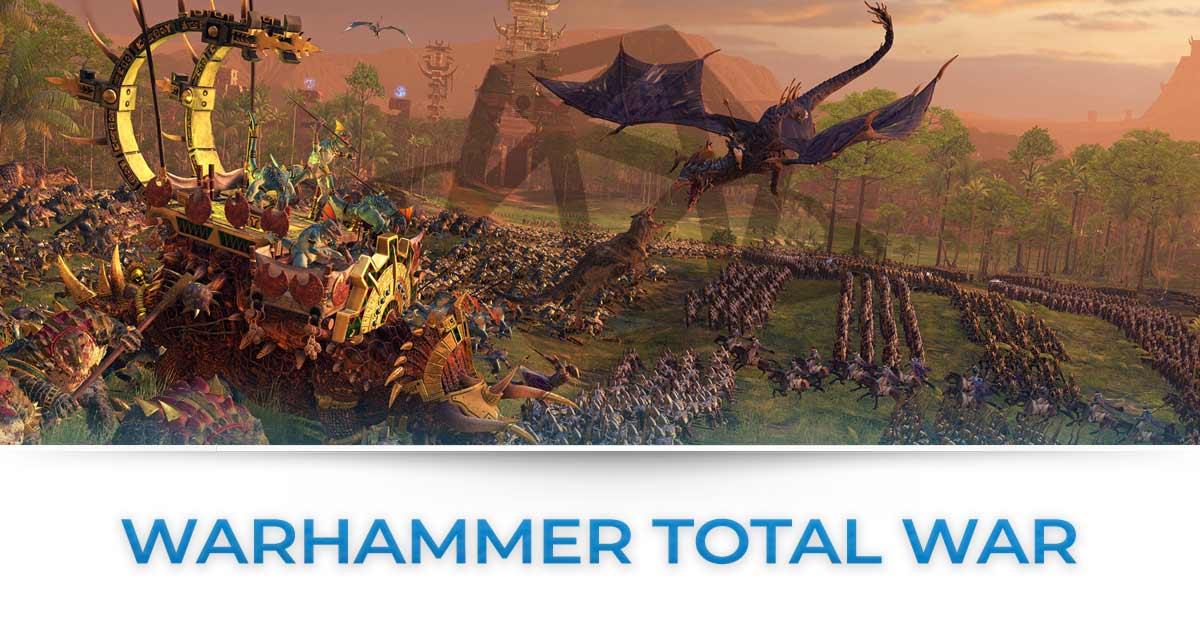 Tutte le news su warhammer total war 1 e 2
