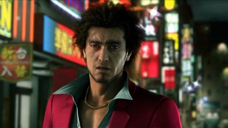 yakuza 4 protagonista
