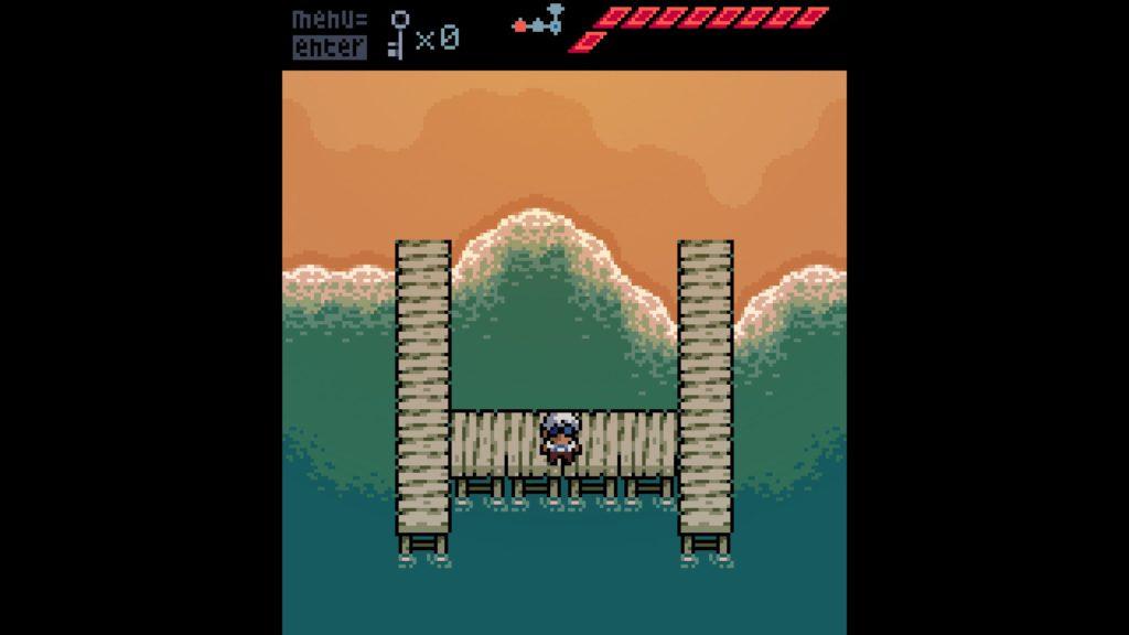 Anodyne gameplay