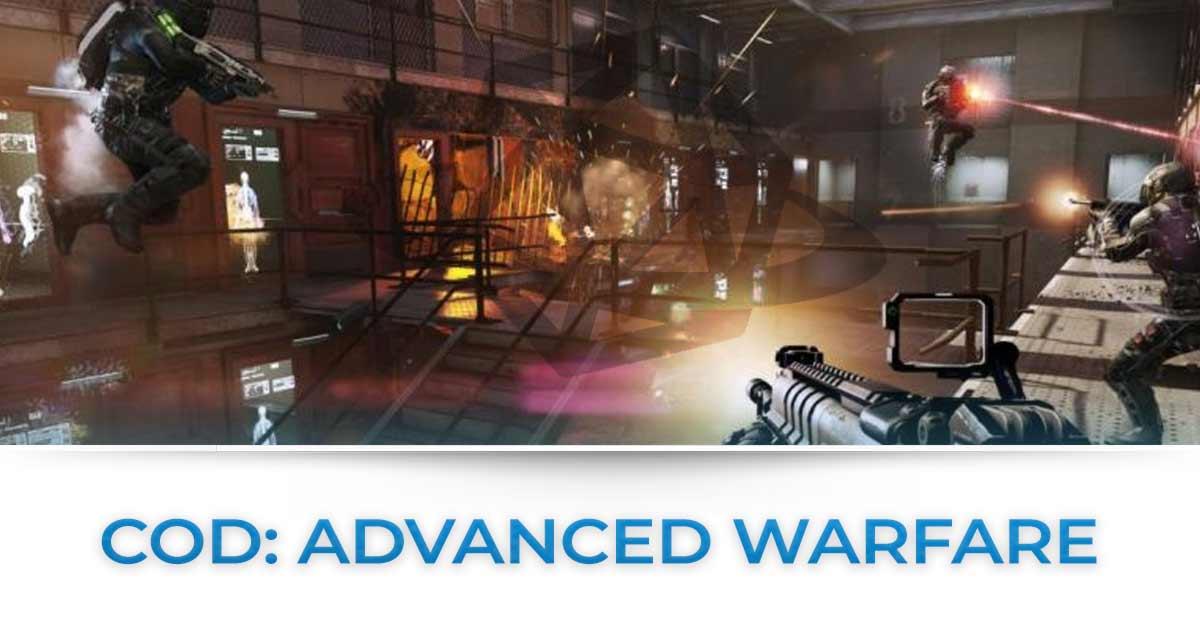 COD : Advance Warfare : Tutte le news