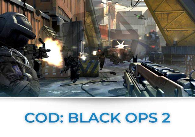 COD: Black Ops 2 tutte le news