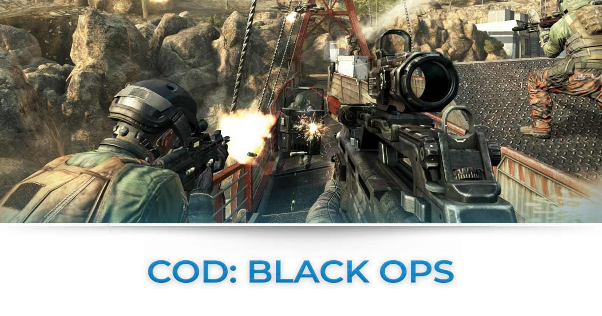 COD: Black Ops tutte le news