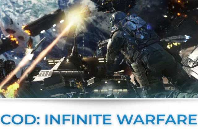 Tutte le news su Cod Infinite Warfare
