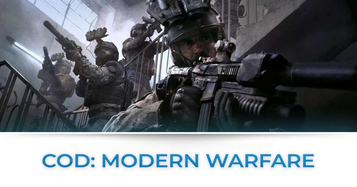 Tutte le news su COD Modern Warfare